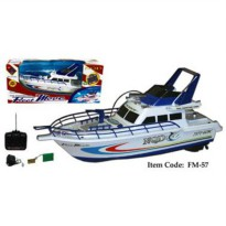 [macyskorea] AXIS-TOYS 18 Fire Fighting RC Boat FM57 BLUE/15905846