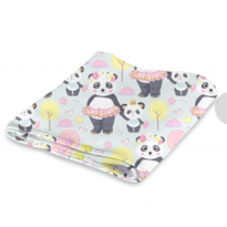 NEENAABOOBOO Sock And Hand Sock - Little Pink Panda
