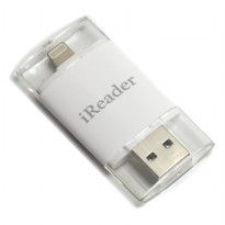 Card Reader USB OTG Micro SD Lightning iPhone iReader
