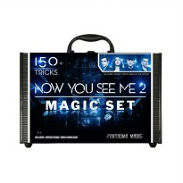 Now You See Me 2 Magic Set (150 Tricks) - Alat sulap