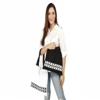 (POP UP AIA) Antelope Xgraphical Printed 2 in 1 Totebags