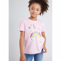 ( POP UP AIA ) - LITTLE ROCK Unicorn Tee