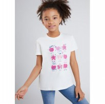 ( POP UP AIA ) - LITTLE ROCK Hearts Tee