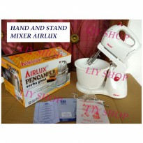 Order yuk hand and stand mixer airlux Fk410