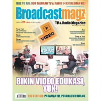 [SCOOP Digital] Broadcast Magz / ED 66 JUN 2017