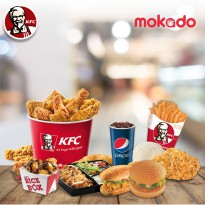 Value Voucher Rp. 100.000 / KFC