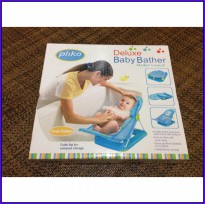 Pliko Deluxe Baby Bather Biru