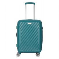 Travel time Trolley Case HY817-20 inch Green