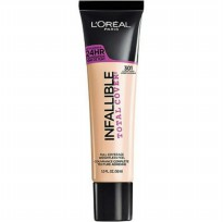 L'oreal Infallible Total Cover Up To 24Hr Foundation