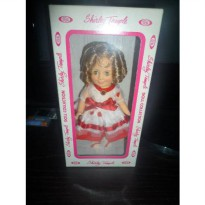 [poledit] Ideal IDEAL 8` SHIRLEY TEMPLE CLASSIC DOLL 1982 `STAND UP AND CHEER`/13468530