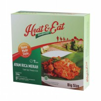 Heat & Eat Ayam Rica Merah 200gr