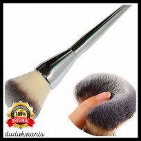 Kuas Aplikator Make Up Alumunium Kuas Makeup Foundation Brush KES-109