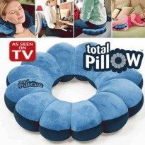 total pillow ( bantal leher )