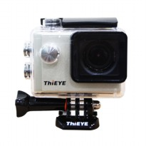 ACTION CAM THIEYE i60 12MP/Wifi 4K VIDEO RESOLUTION SILVER
