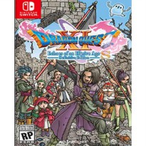 Dragon Quest XI Echoes of An Elusive Age Definitive Edition Nintendo Switch Game