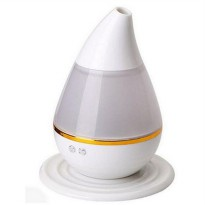 Ultrasound Atomization Humidifier Colorfull Gradient Light 7 Colours