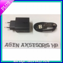 (Charger) Charger ASUS ORIGINAL Travel Charger USB Data Cable ORI Micro V8 NP