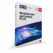 Bitdefender Antivirus Plus 2020 1 Year 5 PC