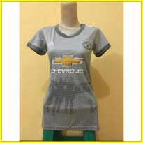 JERSEY MANCHESTER UNITED 3RD LADIES 2017/2018 GRADE ORI