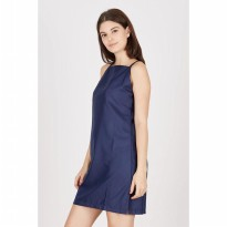 Elba Dress Navy