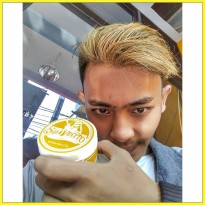 Pomade Suavecito Color - Golden Hair Clay