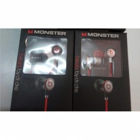 Terbaru EARPHONE MONSTER BEATS (DUS) Ay1471