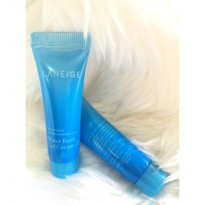 Laneige Water Bank Gel Cream 10ml Jelly Pelembab Kulit Wajah Berminyak
