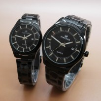 [Fortuner] Jam Tangan Couple Original Rantai