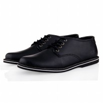 Otiv Lombarg Leather Black
