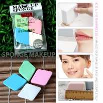 EELIC SMU-F124 Sponge Make Up Multifungsi