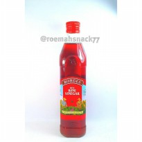 Red Wine Vinegar 500Ml Merk BORGES