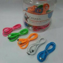 TOPLES VIVAN KABEL CBM-80 For Micro Usb Warna