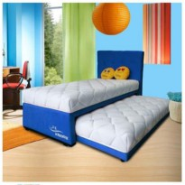 Zees Spring Bed Anak Tipe Kiddos Non Latex Springbed - 100 x 200