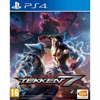 Tekken 7 Game PS4 (R1)