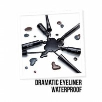 Misslyn Dramatic Eyeliner Waterproof 01