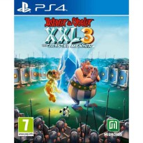 Asterix and Obelix XXL 3 The Crystal Menhir Game PS4 (R2)