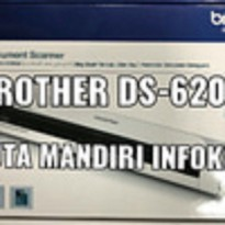 SCANNER PORTABLE BROTHER DS 620