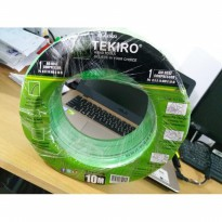 SELANG KOMPRESOR TEKIRO SET 10 METER AIR HOSE