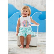 Mudpie Under The Sea Skirt Set #351300