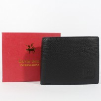 DOMPET KULIT PRIA ASLI ORIGINAL BRANDED | DAVID JONES 50-918 BLACK