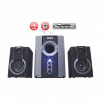 Cepat habis Speaker Simbadda CST 1750N, MP3 Player via USB & MMC Card Zn4382