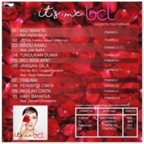 Bazar CD Original Bunga Citra Lestari - It's Me BCL (2017) Fk237