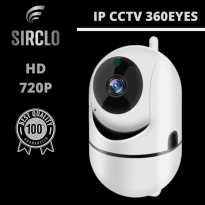 SIRCLO Kamera CCTV IP Camera Indoor 720P
