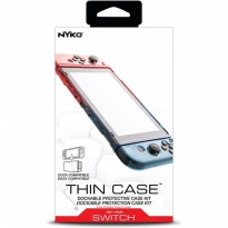 NINTENDO SWITCH NYKO THIN CASE red-blue