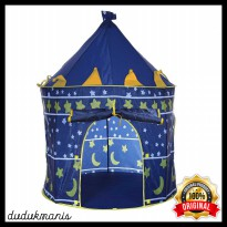 Tenda Anak Tenda Bermain Anak Model Castle Kids Portable Tent MAI-005