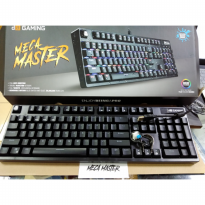 Digital Alliance Keyboard Gaming Meca Master RGB