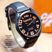 Jam Tangan Pria / jam tangan Murah Superdry Extivo Fashion Two Color