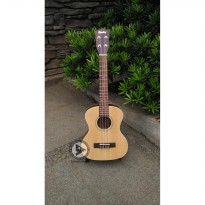 Shelby Ukulele Tenor 25 Natural + Softcase