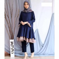 Baju Tunik wanita Adora Fashion MC 391