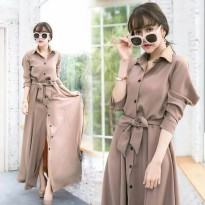 Baju Dress Wanita Adora Fashion MC 402